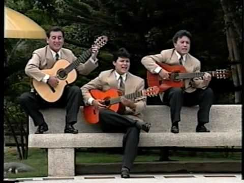 Trio Los Romanticos Si Tu Me Dices Ven Cali Youtube Romantico Cali Canciones