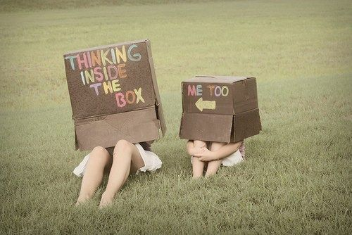 Thinking inside the box & friends