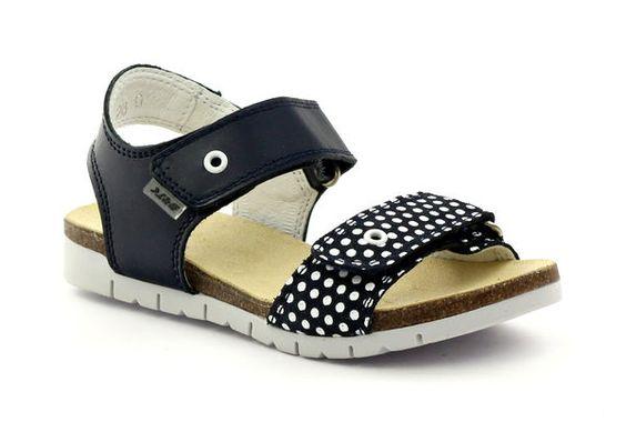 Sandalki Dziewczece Bartek Granatowe Kropki Rozowe Wielokolorowe Biale Girls Sandals Sandals Kid Shoes