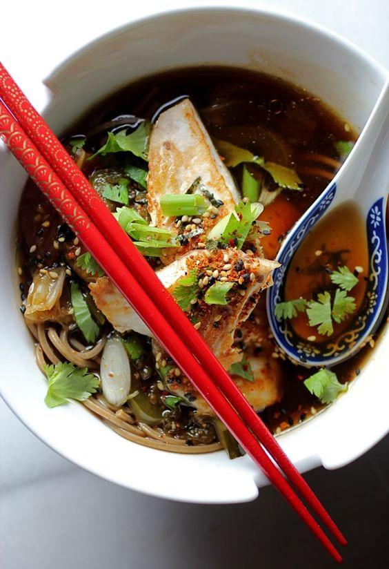 swordfish kimchi hot pot @Lori Bearden Bearden Lynn Hirsch Stokoe