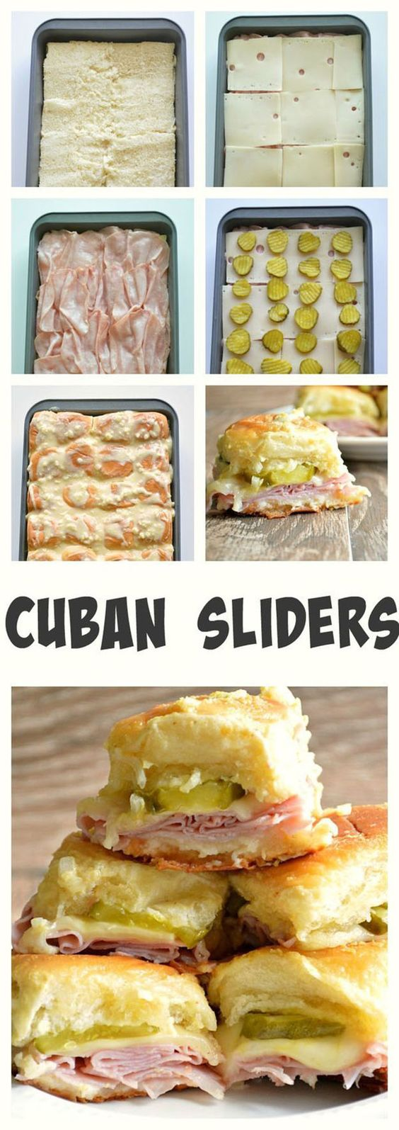 Easy Party Food Ideas | Cheap Food for a Crowd | Cuban Sliders Recipe | DIY Projects and Crafts by DIY JOY