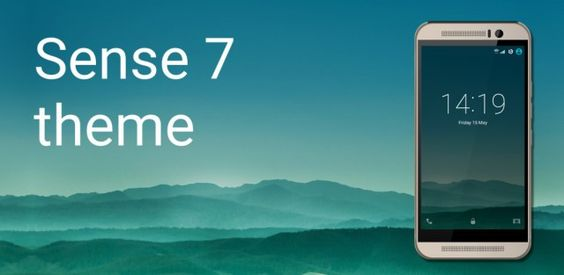 Sense 7 Default  CM13 Theme v1.46
