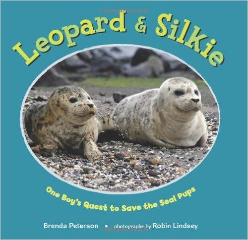 Leopard & Silkie: One Boy's Quest to Save the Seal Pups: Brenda Peterson, Robin Lindsey: 9780805091670: Amazon.com: Books