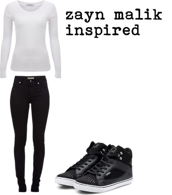 """zayn malik inspired"" by aavagian ❤ liked on Polyvore"