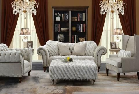 Loveseat Sofa, Model Home Furniture Auction Katy