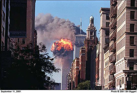 Bill Biggart's Last Photos – 9/11 | Reflections