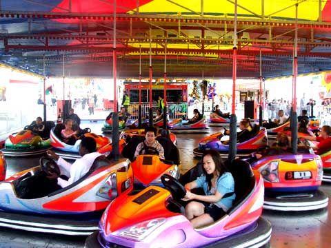 Bumper Car Places Near Me Bumper Car Ride For Adults Kids Fair Rides Carnival Rides Fun Fair