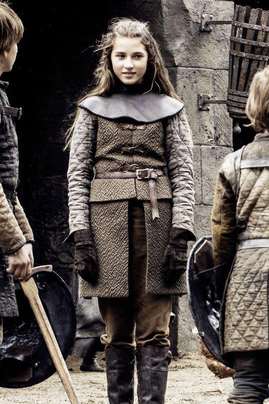 Lyanna Stark - Home Season 6 Episode 2
