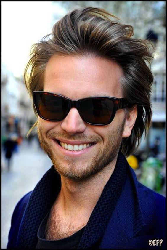 Fabulous Style For Men Hairstyles Men And Men Hair On Pinterest Hairstyles For Women Draintrainus
