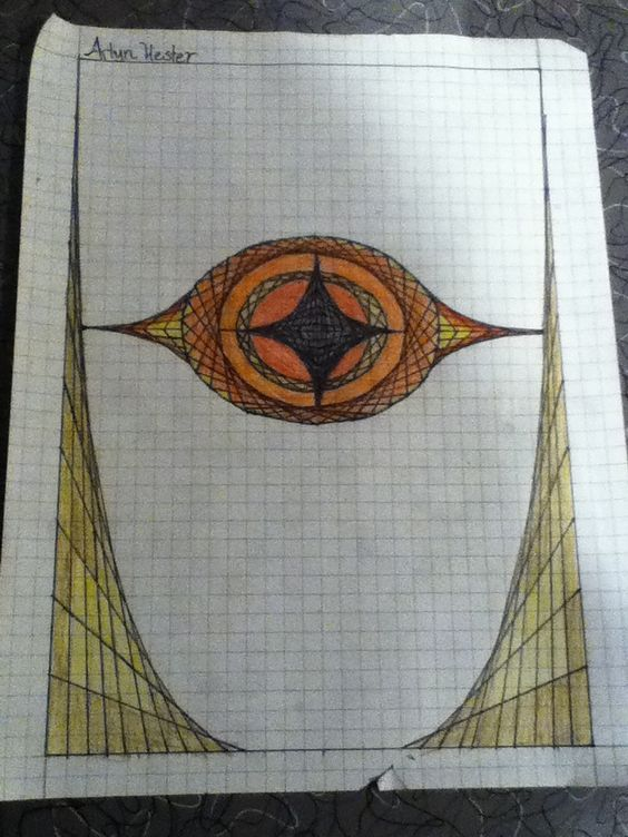 My math homework over winter break :3 I am very proud of my eye of Sauron<----- MY MATH TEACHE ACTUALLY COMPLEMENTED ME ON IT!!!!!