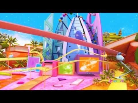 كوكب أبجد سبيس تون Spacetoon Abjad Planet Youtube Fun Slide Fun Fair Grounds