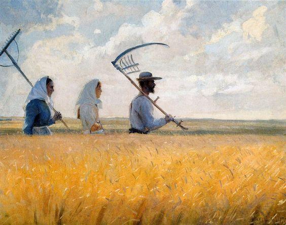 Anna Ancher (Danish artist) 1859 - 1935