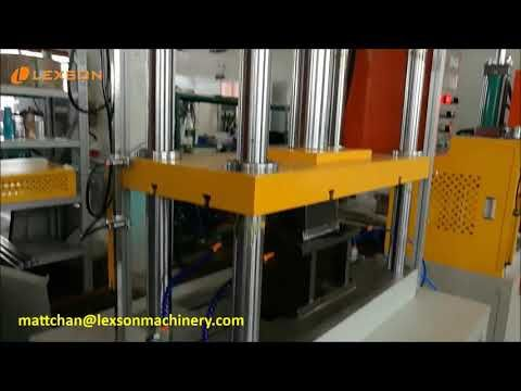 Custom Made 4 Post 25 Ton Hydraulic Trim Press Machine Trimming Press M Press Machine Hydraulic Press Machine Hydraulic