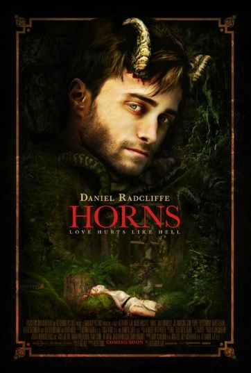 Resenha do filme Horns no blog!! http://3scloset.com/index.php/2015/06/07/dica-de-filme-horns/ #Horns #Dica #Filme #3scloset