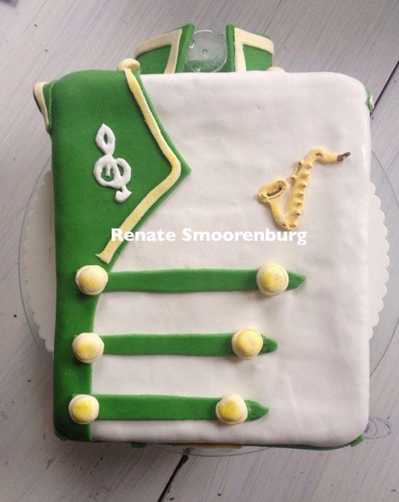 Fanfare taart