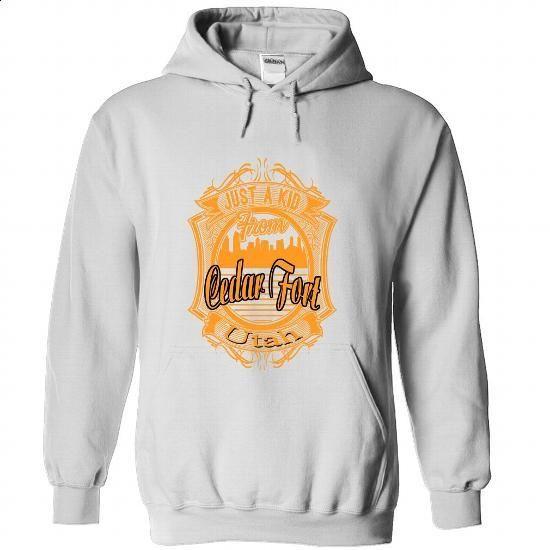CEDAR FORT - Its where my story begins - #tshirt logo #tshirt recycle. CHECK PRICE => https://www.sunfrog.com/No-Category/CEDAR-FORT--Its-where-my-story-begins-3971-White-Hoodie.html?68278