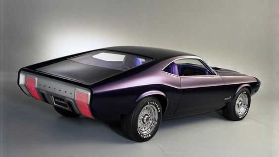 1970 Mustang Milano
