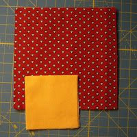 Miki's Fabric Creations: Flying Geese Tutorial