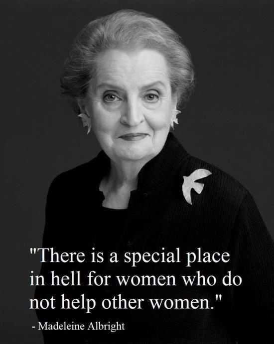 El feminismo, es una forma de vida.