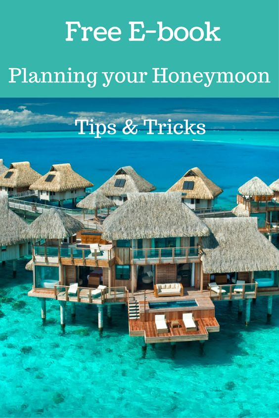 Anyone wanting the Best Honeymoon Destination needs this simple resource!   So helpful!: