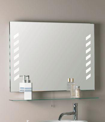 El-Kvar Bathroom Mirror