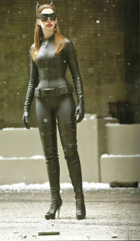 Good dark knight rises anne hathaway as catwoman opinion