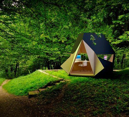 modular office pod very cool design tetra shed designed by david ajasa adekunle backyard home office pod