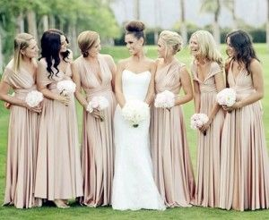 Like the color of these dresses (not the style)