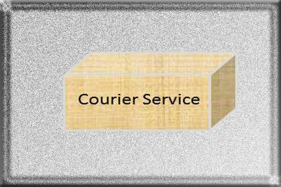 We provide information. Where courier service  companies have.