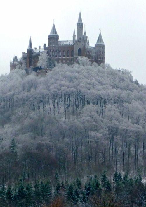 und wenn vom Süden kommend die Hohenzollern auftaucht weiß man.... das Zuhause ist fast erreicht :-)