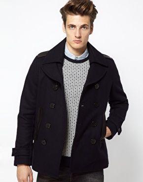 adidas Originals Three Stripe Shorts | Pea Coat and Coats