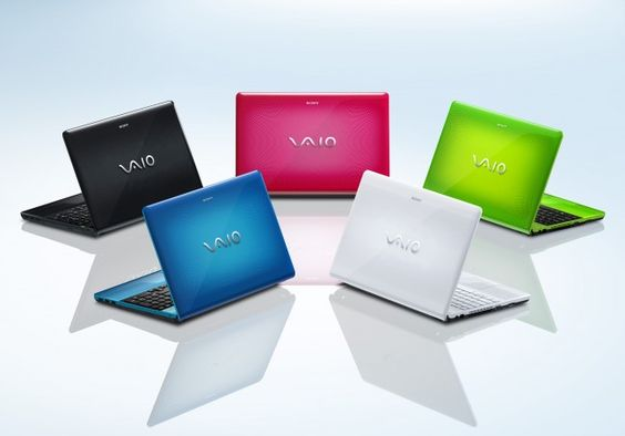 Sony Vaio, notebook di stile