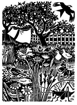 Carry Akroyd - Linocuts