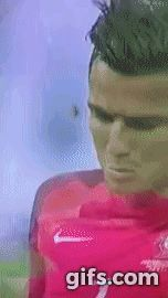 Cristiano Ronaldo Butterfly <3