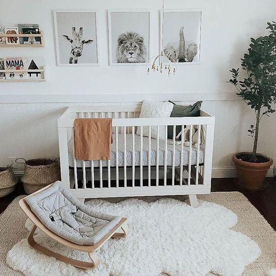 Nursery Decoration Chambre Bebe Deco