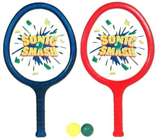 The Green Room SONIC SMASH by Wet Products. $11.99. Smashball Set with Sonic Paddle Head so Everyone Knows Your Playing SONIC Smashball