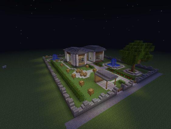 Pinterest the world s catalog of ideas - Minecraft garden designs ...