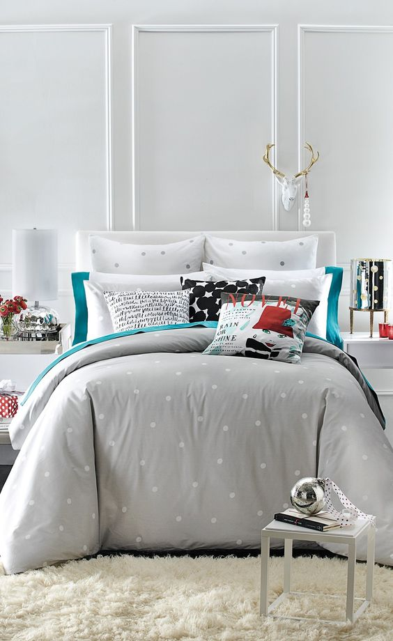 kate spade bedding yes please for the home