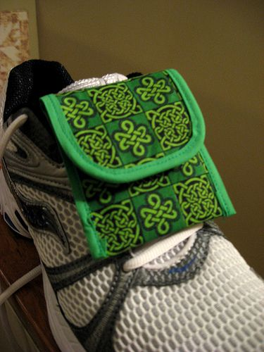 Shoe Wallet for runners