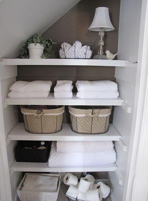 53 Bathroom Organizing And Storage Ideas – Photos For Inspiration