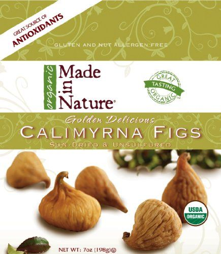 Made In Nature Organic Club Pack, Calimyrna Figs, 40-Ounce     I get them at costco