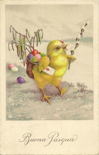 Easter Chick: