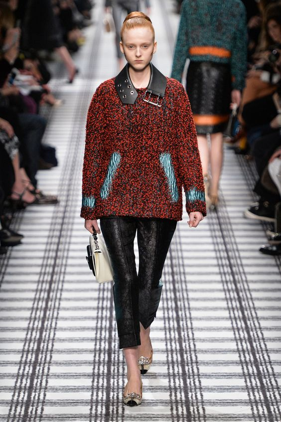 Balenciaga at Paris Fashion Week Fall 2015   Stylebistro.com