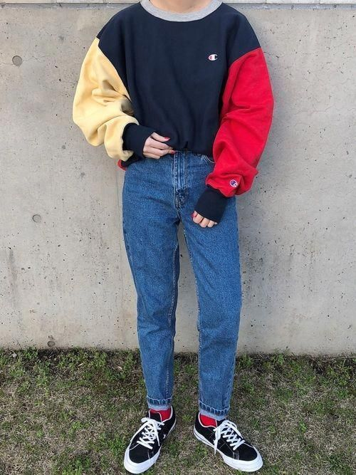 Instagram Fashion Outfits Retro In 2020 Retro Outfits Hipster Outfits 90s Fashion Men