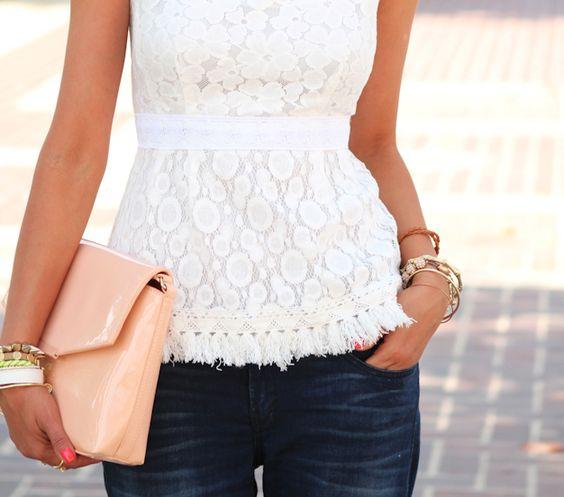 lovely lace
