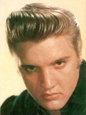 Elvis Hairstyle 1950s Blond Elvis Presley Hair Elvis Hairstyle Elvis Presley