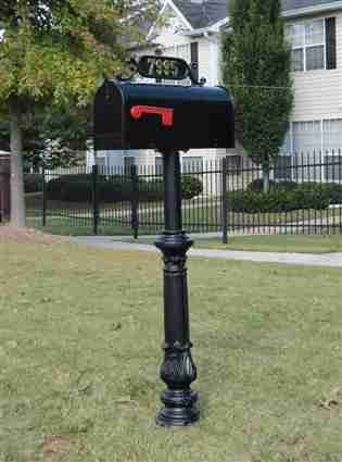 mailboxes designs | Mailbox signs Jacksonville | Creative Sign Solutions