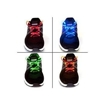 Light up shoelaces.