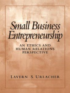 Small Business Entrepreneurship