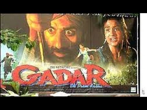 262 Gadar Ek Prem Katha 720p Youtube Gadar Ek Prem Katha Hindi Bollywood Movies Movies